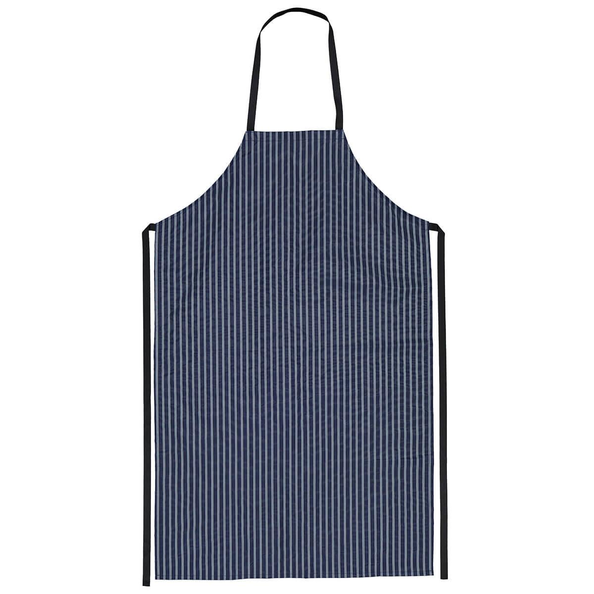 pinstripe apron clothing photography