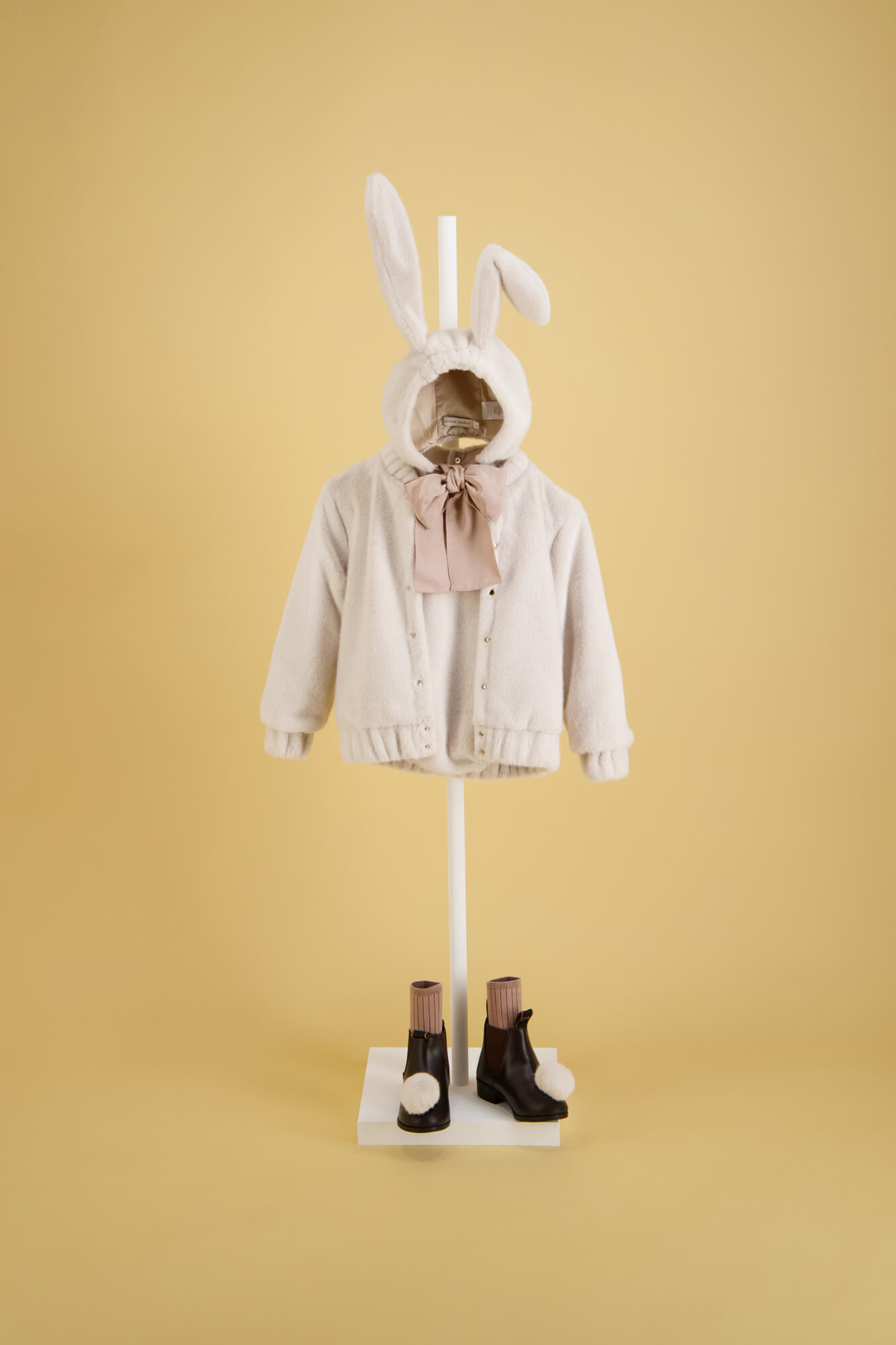 Carbon Soldier bunny jacket and pants